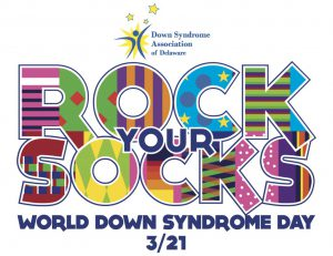 Rock Your Socks - World Down Syndrome Day
